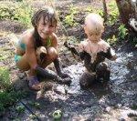 Детям советуют больше играть в грязи