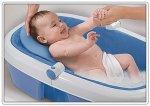 Первое купание вашего малыша